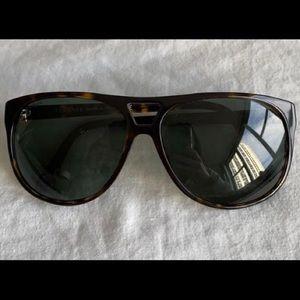 Versace sunglasses. Brown.
